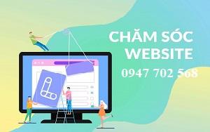 Dịch Vụ Chăm Sóc Bảo Trì Website